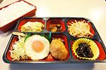 日替わり弁当と配食サービス